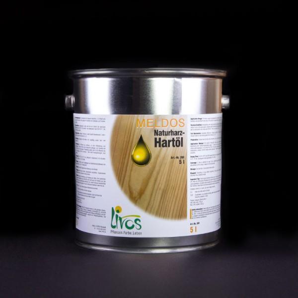 MELDOS Naturharz-Hartöl Nr. 265 (seidenmatt)